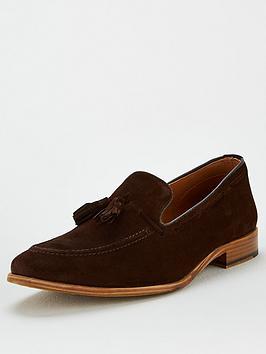 kg-kurt-geiger-levi-suede-tassle-loafer
