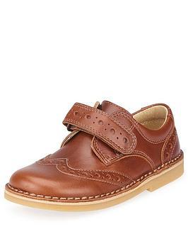 Start-Rite Start-Rite Ludo Shoes - Tan Picture