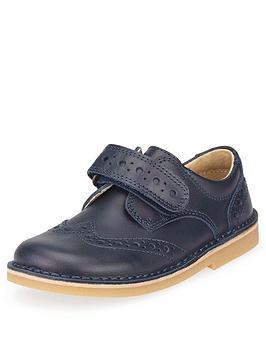 Start-Rite Start-Rite Ludo Shoes - Navy Picture