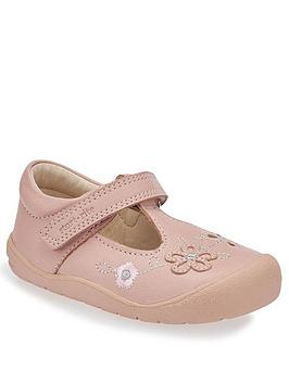 start-rite-first-mia-shoes-pink