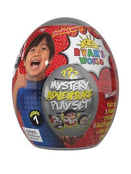 Ryan's World Ryan'S World Mystery Egg Playset Picture