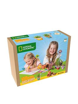 National Geographic National Geographic Monster Pots Birthday Box Picture