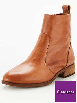 office-ashleigh-wide-fit-ankle-boots-tan