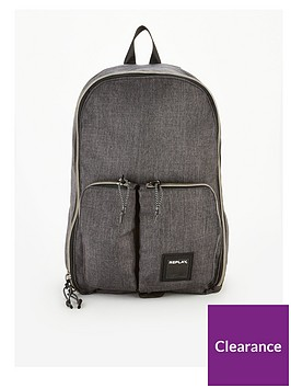 replay-replay-backpack-grey