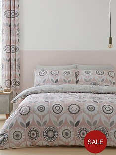 catherine-lansfield-annika-retro-bloom-duvet-cover-set-blush-pink