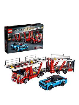 lego technic Lego Technic 42098 Car Transporter 2 In 1 Truck And Show Cars  ... Picture