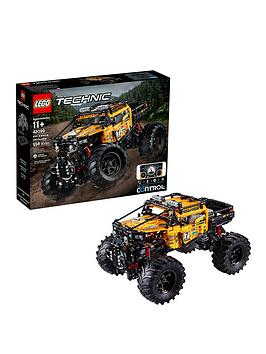 lego-technic-42099-4x4-x-treme-off-roader-app-controlled-truck