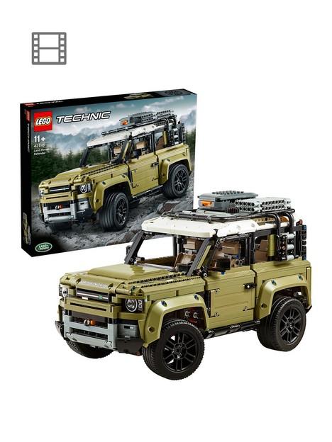 lego-technic-42110-land-rover-defender-4x4-car-model