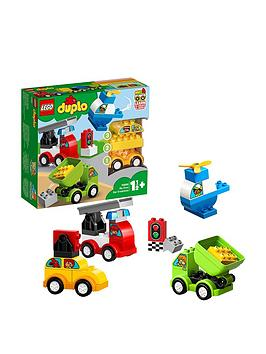 LEGO DUPLO Lego Duplo 10886 My First Car Creations Picture
