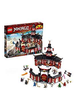 LEGO Ninjago Lego Ninjago 70670 Monastery Of Spinjitzu Picture