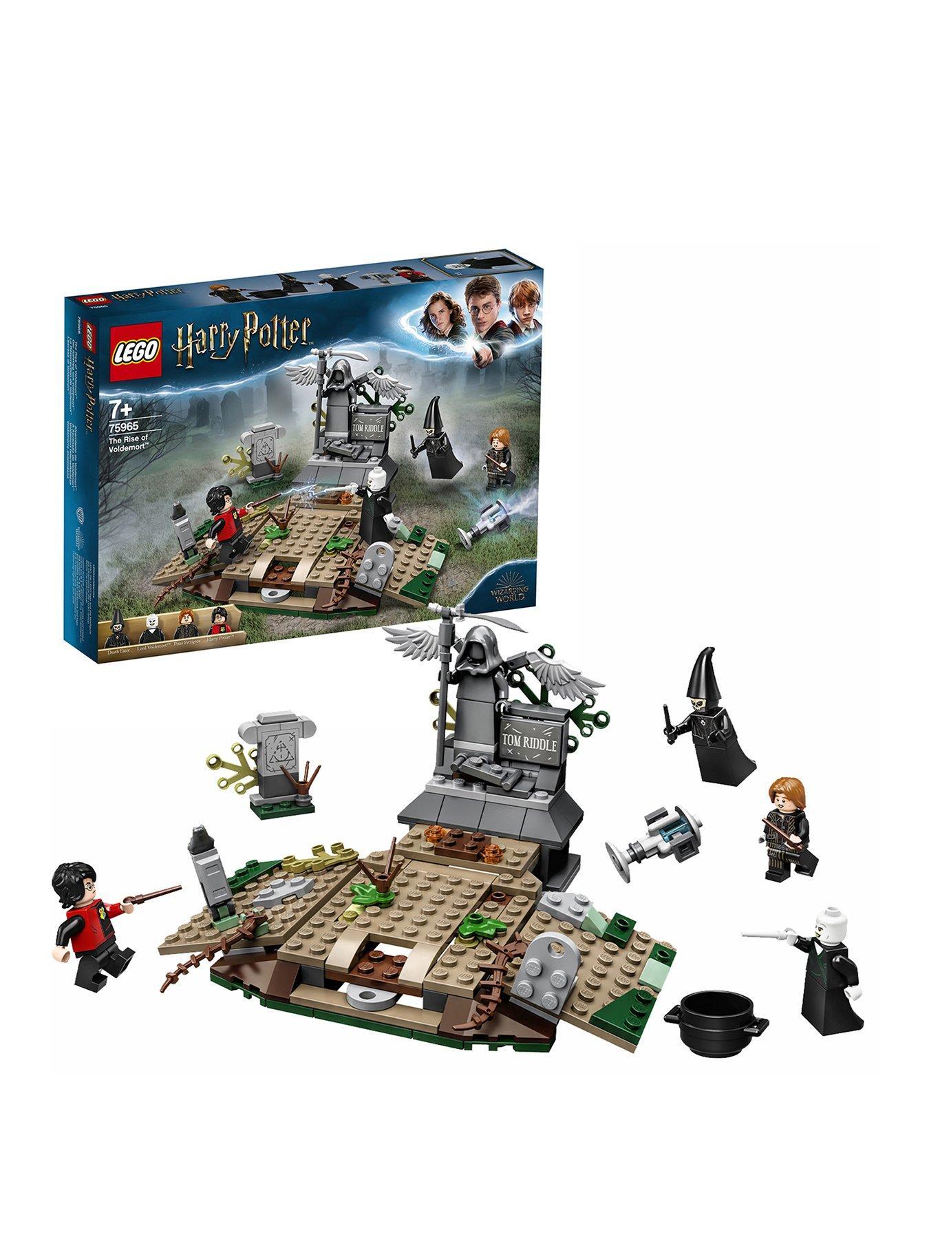 Lego Harry Potter 75946-Harry Potter authentique figurine figure!