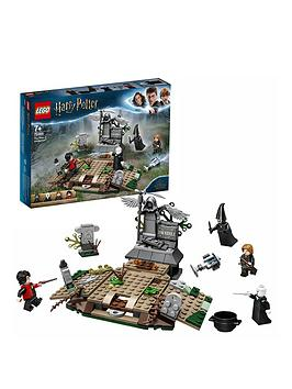 LEGO Harry Potter Lego Harry Potter The Rise Of Voldemort¿ Picture
