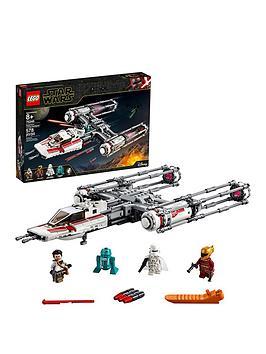 Lego Star Wars 75249 Resistance Y-Wing Starfighter Battle Starship