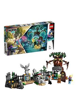 lego-hidden-side-70420-graveyard-mystery-with-ar-games-ghost-hunting-app