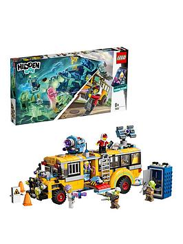 LEGO Hidden Side Lego Hidden Side 70423 Paranormal Bus With Augmented  ... Picture