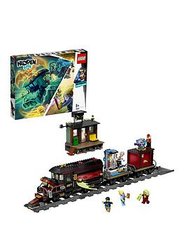 LEGO Hidden Side Lego Hidden Side 70424 Ghost Train Express Augmented  ... Picture