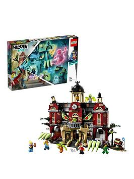 LEGO Hidden Side Lego Hidden Side 70425 Newbury Haunted High School Ar  ... Picture