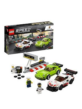 lego-speed-champions-75888-porsche-911-rsr-and-911-turbo-30-race-cars