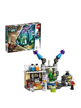 Lego Hidden Side 70418 J.B.&Rsquo;S Ghost Lab With Augmented Reality App