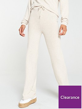 v-by-very-snit-flare-trouser-co-ord-stone