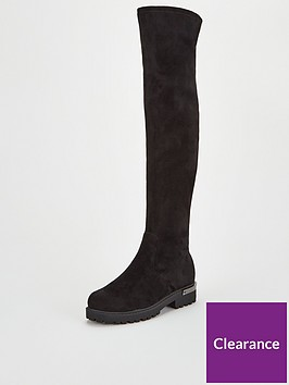 v-by-very-luisa-cleat-sole-over-the-knee-boots-black