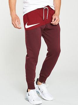 nike-sportswear-swoosh-joggers-red