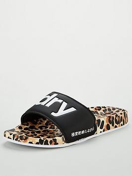 superdry-beach-sliders-animal-print