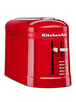 KitchenAid Kitchenaid Kitchenaid Queen Of Hearts 2-Slice Long Slot Toaster Picture