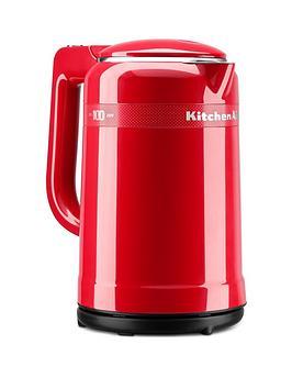 KitchenAid  Kitchenaid Kitchenaid Queen Of Hearts 1.5-Litre Kettle