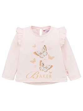 baker-by-ted-baker-toddler-girls-sequined-graphic-long-sleeve-t-shirt-light-pink