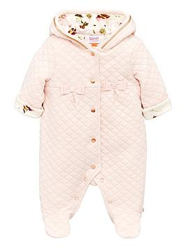baker-by-ted-baker-baby-girls-textured-snugglesuit-light-pink