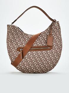dkny-casey-hobo-bag-brown