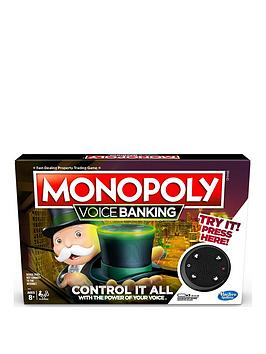 Monopoly Monopoly Voice Banking Picture