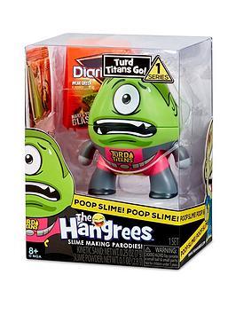 Hangrees Hangrees Turds Titans Go Picture