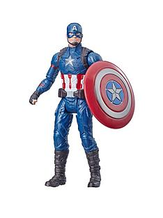 marvel-avengers-marvel-avengers-captain-america-15-cm-scale-marvel-superhero-action-figure-toy