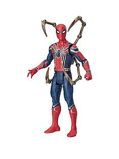 marvel-avengers-marvel-avengers-iron-spider-15-cm-scale-marvel-superhero-action-figure-toy