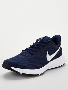Nike Nike Revolution 5 - Navy/White Picture