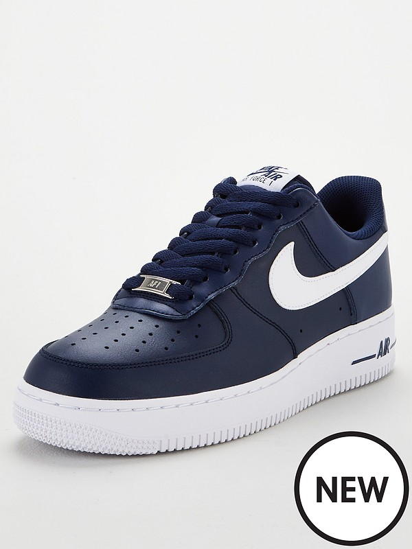 Air Force 1 '07 AN20 - Navy/White