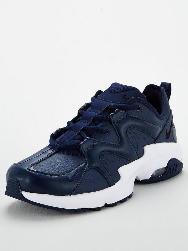 Air Max Graviton Leather Navy