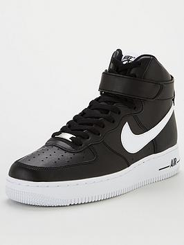 Nike Nike Air Force 1 High '07 An20 - Black Picture