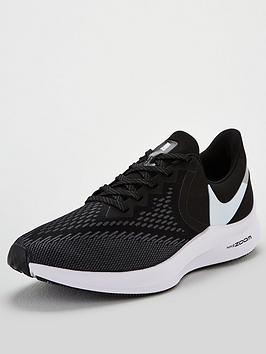 Nike Nike Zoom Winflo 6 - Black Picture