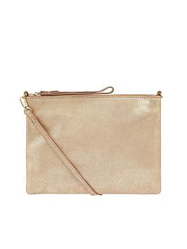 Accessorize   Claudia Leather Cross Body