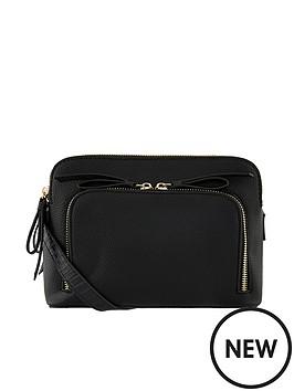 accessorize-taylor-double-zip-cross-body-bag-black