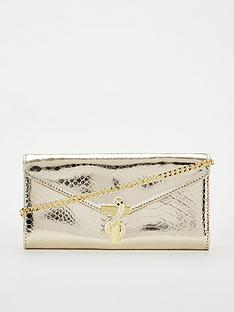 ted-baker-carody-exotic-snake-cross-body-matinee-bag-gold