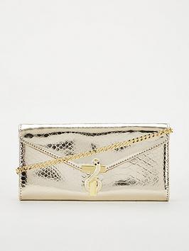 ted-baker-carody-exotic-snake-cross-body-matinee-bag-gold