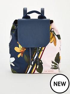 ted-baker-taitumm-savanna-nylon-drawstring-backpack-dark-blue