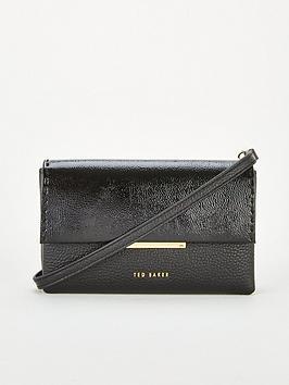 Ted Baker Ted Baker Daphhne Metal Bar Detail Belt Bag - Black Picture