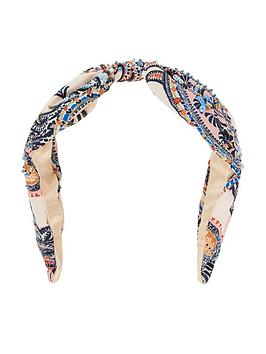 accessorize-paisley-embellished-wide-alice-hair-band-blue