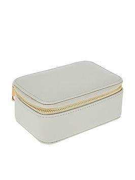 Accessorize   Jewellery Box - Grey
