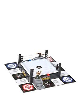 WWE Wwe Micro Figures All Action Ring Picture